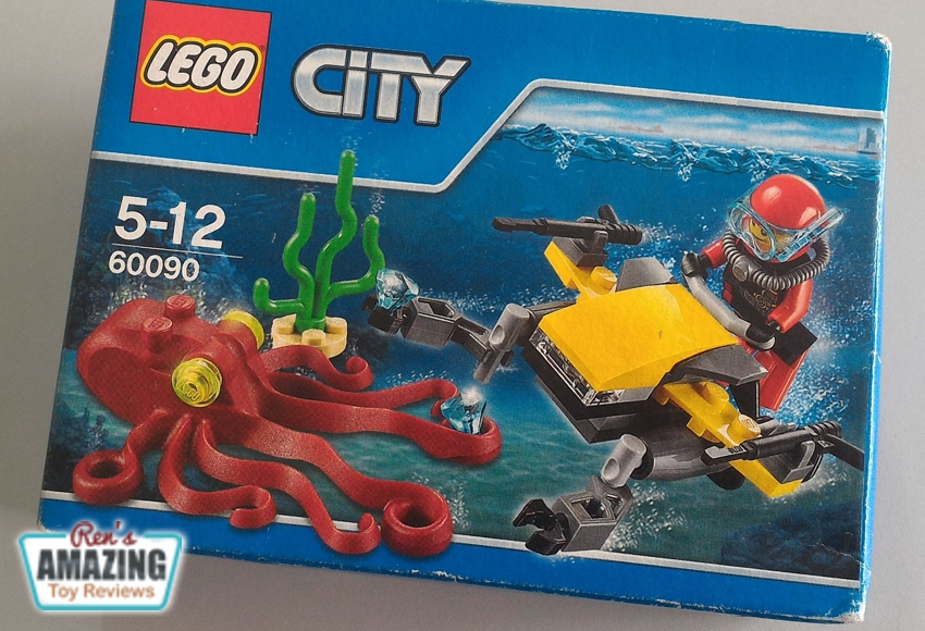 Join the scuba diver on a deep-sea exploration for lost treasure with the Deep Sea Scuba Scooter! Steer the awesome scuba scooter through the clear water ...