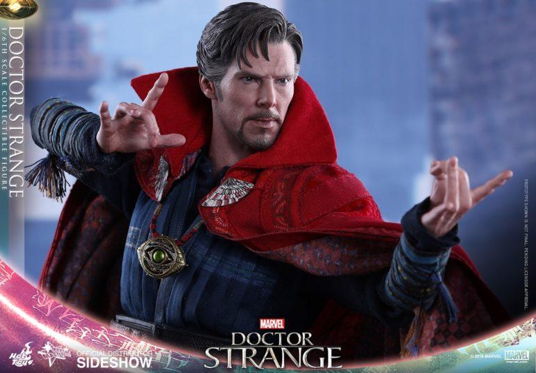 Hot Toys Doctor Strange Sixth Scale Figure Ren S Amazing Toys